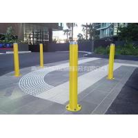 China Removable Flat Top Steel Bollards on sale