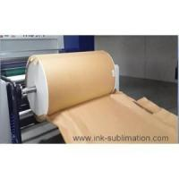 Sublimation Transfer Paper Jumbo Roll 45gsm For MS-JP5, MS-JP6 Supplier for Fashion Garments Manufactures
