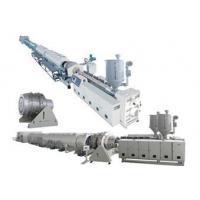 PE, PP, PPR PIPE EXTRUSION LINE Manufactures
