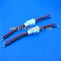 China SM 2.5mm 2 pin male and female LED lighting wire harness on sale