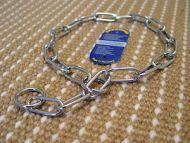 Smooth Chrome Plated Cane Corso Fur Saver with Large Links Manufactures
