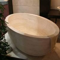China oval soaking tub on sale