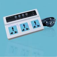 China 3 Outlets GSM Remote Controlled Power Socket(EU Type) SC3-GSM on sale