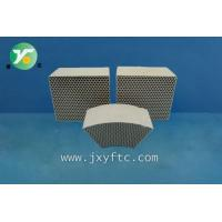 Ceramic Honeycomb Name:Ceramic Honeycomb as heatexchange media (for RTO) Manufactures