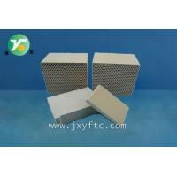Buy cheap Ceramic Honeycomb Name:Honeycomb Ceramic for RCO (Catalyst Support Monolith) from wholesalers