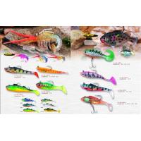 Buy cheap Soft lure fishing lure LW017-LW027 from wholesalers