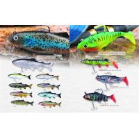 Buy cheap soft lure LW007-LW011 from wholesalers