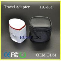 Travel adapter with Twin USB Manufactures