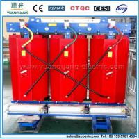 SCB10 series three phase dry type cast resin transformer Manufactures