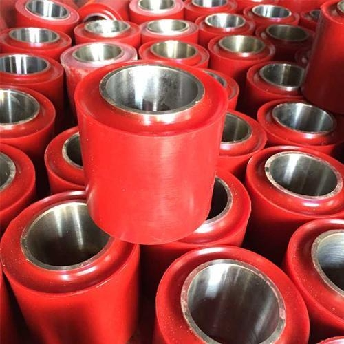 Quality Polyether Polyurethane Tubing Polyurethane Transfer Rollers for sale