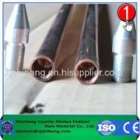 China Stainless Steel Ground Rod Copper Clad on sale