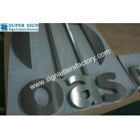 3D stainless steel sign letters 69 Manufactures