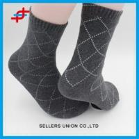 Hot sale Top Quality Men's Cotton Terry Business-casual sock thick and warm Manufactures