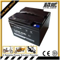 SLA Lead Acid Electric Tricycle Battery Manufactures