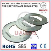 Heating Resistant Strip Fecral Alloy Manufactures