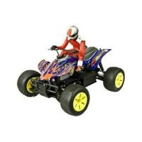 1/10th scale 4WD nitro powered monster ATV Manufactures