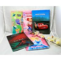 China 3D lenticular notebook for school and office stationery on sale