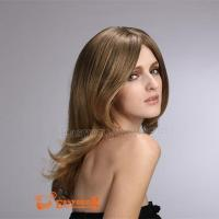 Lady's kanekalon long hair style wigs YS-9029 Manufactures