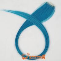 Buy cheap Colorful clip in hair extensions YS-3009 from wholesalers