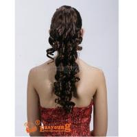 Buy cheap Indian women's london curly clip in hair pieces 0702 from wholesalers