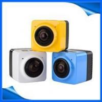Buy cheap H.264 WIFI Action Camera 360 Degrees panorama sport Camera from wholesalers