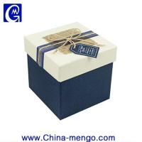 Custom Made Paper Gift Set Classic Box With Your Design Manufactures