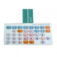 normal use good embroidery machine key pad Manufactures