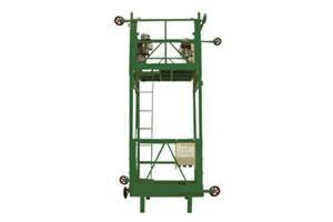China AZLT600 Double Layer Suspended platform for Elevator Installation