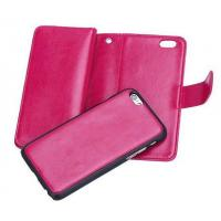 China For iphone 6 detachable wallet leather case multi-function on sale