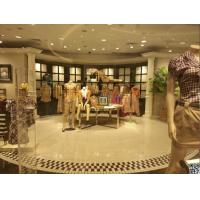 China W016 Shop Interior design for clothes clothes display on sale
