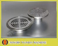 Casting Parts Stainless Steel Floor Drain Investment Casting Manufactures