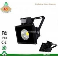 20W led flood light with PIR sonser Manufactures