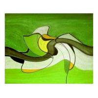 original paintings modern abstract 2 paintings:28345 Manufactures
