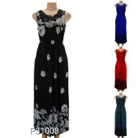NYC Wholesale Fashion Long Maxi Dresses Summer Sundresses, P31008 Manufactures