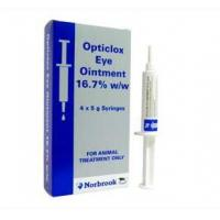Opticlox Eye Ointment 16.7% w/w Manufactures