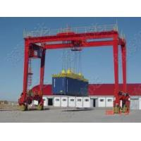 Rubber-typed Container Gantry Crane() Manufactures