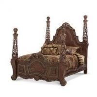 N76015-57-ck Aico Furniture Essex Manor California King Poster Bed Manufactures