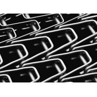 Flat wire belts with ture and high speed Manufactures