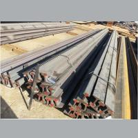 Buy cheap U71MnHeavy50Kg Train Railwaysteelrail from wholesalers