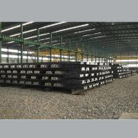 Buy cheap Industrial Heavy Steel Rail Crane Rail from wholesalers