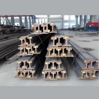 Industry Light Steel Rail Track Rail in GB 11264-89 Manufactures
