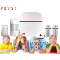 Buy cheap WK-V00D WiFi+GSM Smart Alarm System from wholesalers
