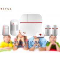 Buy cheap WK-V00A WiFi+GSM Smart Alarm System from wholesalers