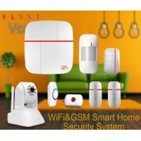 Buy cheap WK-V00B WiFi+GSM Smart Alarm System from wholesalers