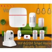 Buy cheap WK-V00C WiFi+GSM Smart Alarm System from wholesalers