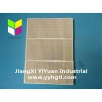 Honeycomb Ceramic Infrared Honeycomb Ceramic Plate Manufactures