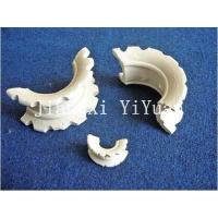 Ceramic Random Packing Ceramic Super Intalox Saddle Ring Manufactures