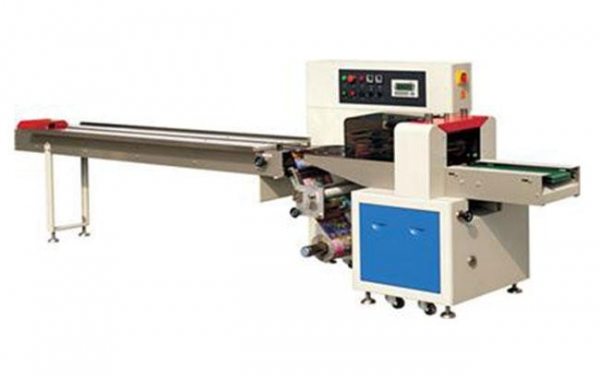 Quality Down paper pillow packaging machine for sale