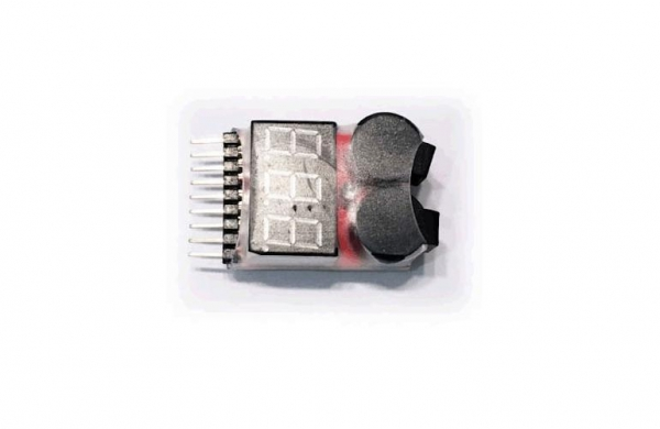 Quality Hyperion Low Voltage Audible Battery Alarm 1-8s Lipo for sale