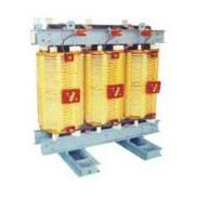 China Step Down Transformers 11KV Series Non Encapsulated Coil Dry-type Transformer on sale